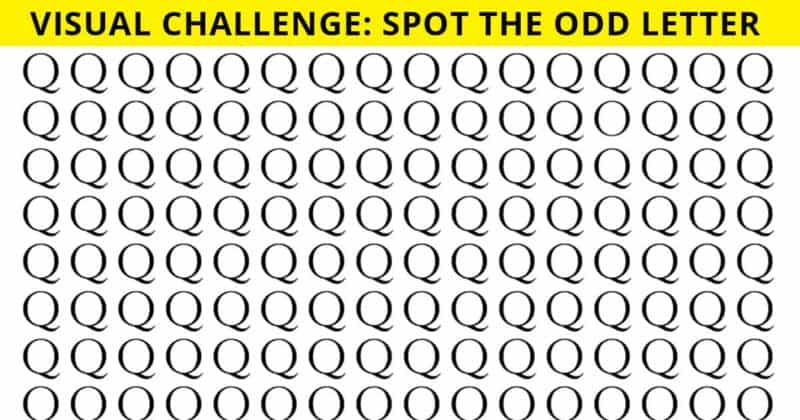 This Test Will Determine The Sharpness of Your Eyesight In 30 Seconds