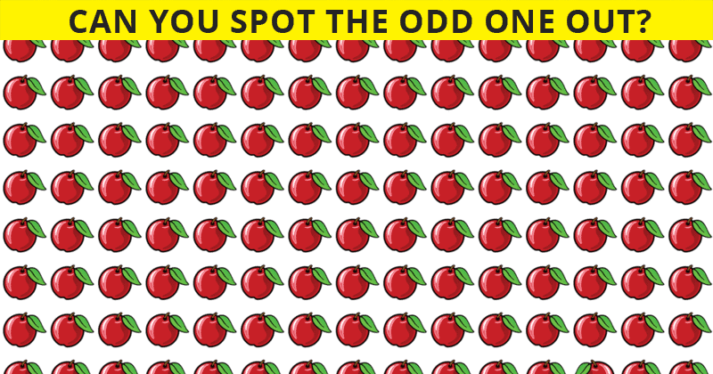 Only 8% Of People Can Ace This Visual Test. Are You Up To The Challenge?
