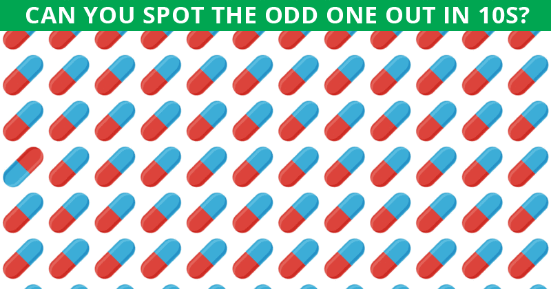 No One Can Score A Perfect 10 On This Visual Quiz Without Cheating