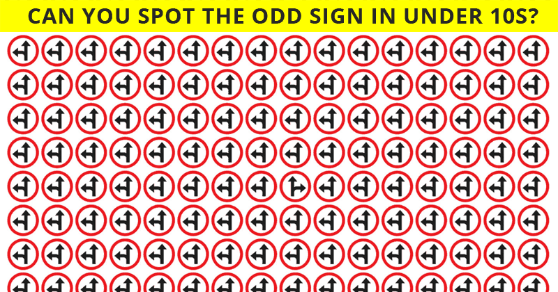 This Fun Viral Test Will Determine the Sharpness Of Your Vision In 30 Seconds!
