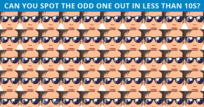 Only 25 People Have Passed This Visual Puzzle So Far! Will You?