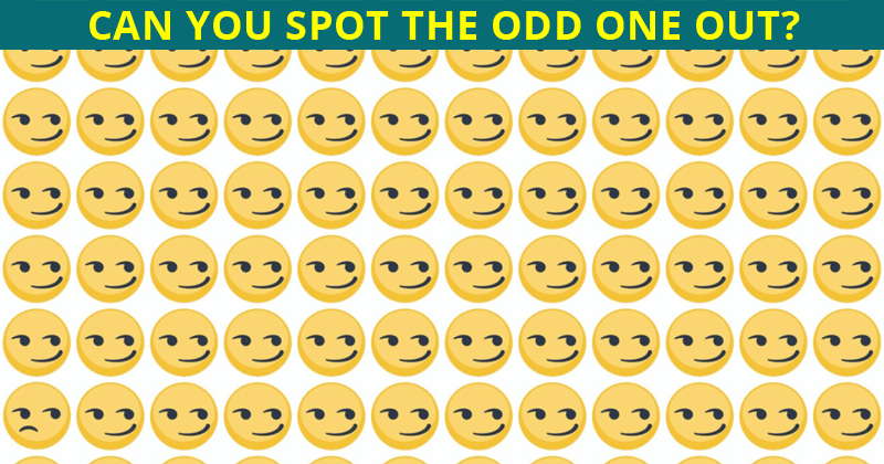 This Odd One Out Quiz Will Determine Your Visual Perception In 60 Seconds