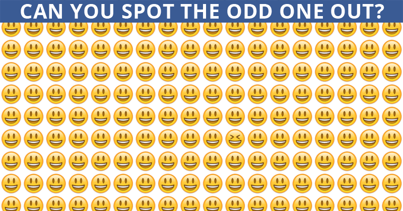 Almost No One Can Achieve 100% In This Visual Challenge. Are You Up To The Challenge?