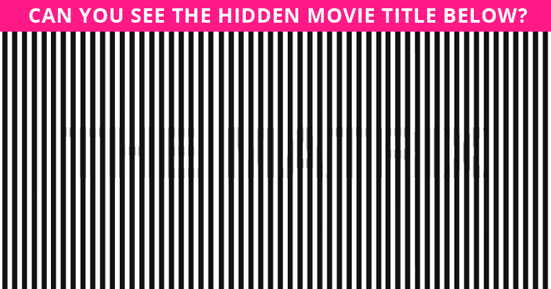 Only 4% Of People Can Beat This Challenging Hidden Movie Quiz. How About You?
