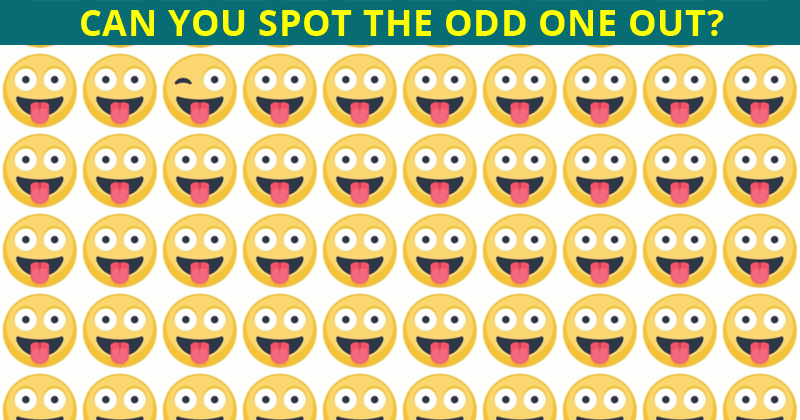 Nobody Can Solve This Crazy Tough Test. Can You Spot The On All Levels In Less Than 10 Seconds?