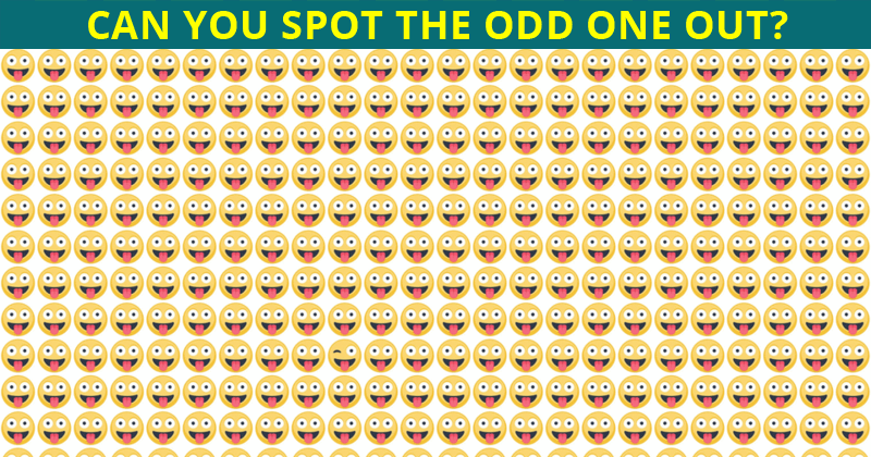 Only 1 In 30 Sharp-Eyed People Can Achieve 100% In This Visual Challenge. Are You Up To The Challenge?