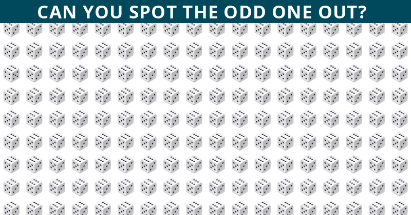 Only 1 In 30 Sharp-Eyed People Can Achieve 100% In This Difficult Test. How About You?