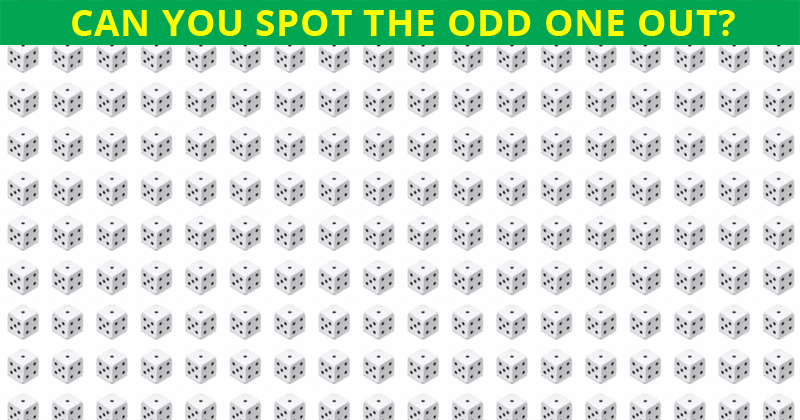 Only 10% Of People Can Achieve 100% In This Challenging Visual Test. How About You?