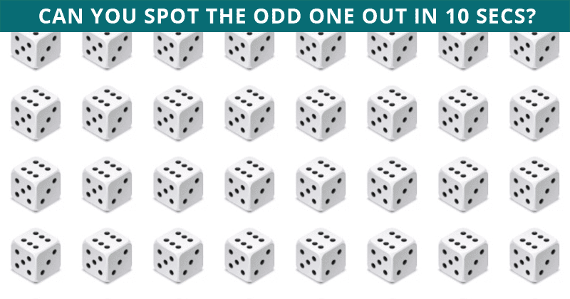 Only 6% Of People Can Achieve 100% In This Challenging Visual Game. How About You?