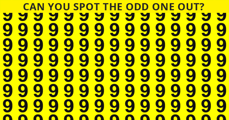 Only 1 In 30 Sharp-Eyed People Can Beat This Tough Puzzle. How About You?