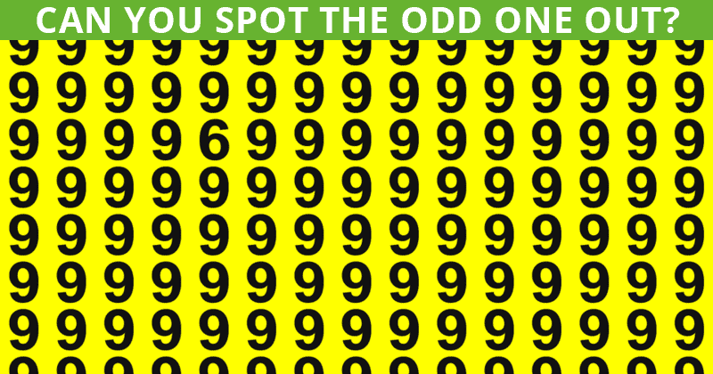 Only 4% Of People Can Beat This Visual Puzzle. Are You Up To The Challenge?