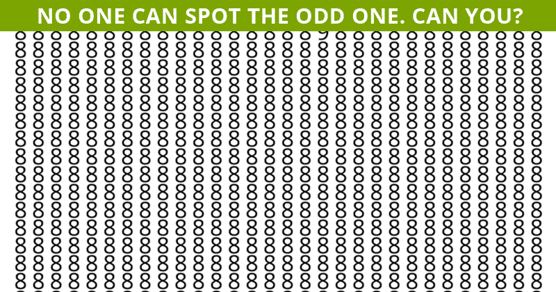 Only 10% Can Ace This Odd One Out Quiz! Find Out If Your IQ Is High Enough To Pass This Test