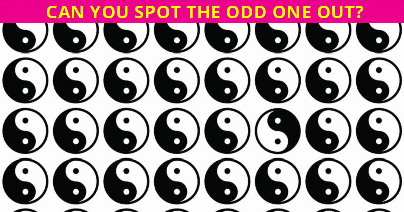 Only 1 In 30 Sharp-Eyed People Can Achieve 100% In This Tough Visual Challenge. How About You?